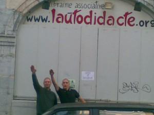 Sanglier et John Coursault